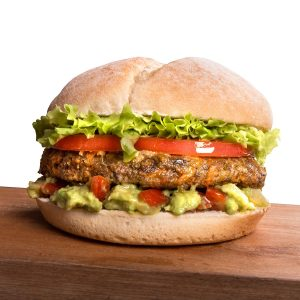 Burger Oriental Delike