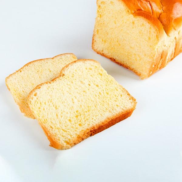 Pan blanco de caja artesanal