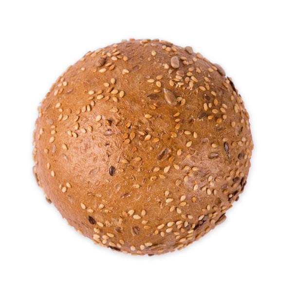 Pan de Hamburguesa Integral